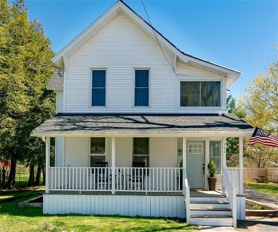 Single Family Home Active Under Contract: 142 N Main Street