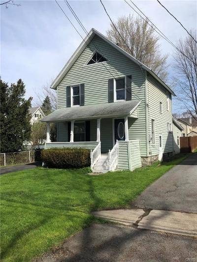 Cayuga County Single Family Home A-Active: 1 Fourth Avenue