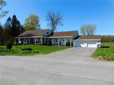 Blossvale, Floyd, Lee, Lee Center, Rome, Taberg Single Family Home For Sale: 5227 Slone Road