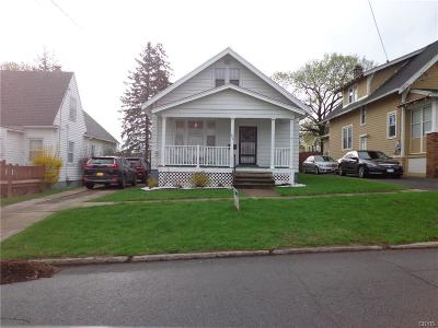 Utica Single Family Home A-Active: 1615 Clementian Street