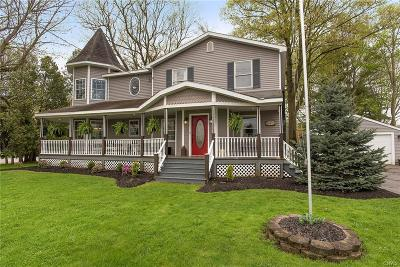Oriskany Single Family Home U-Under Contract: 8602 State Route 69
