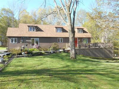 Cayuga County Single Family Home C-Continue Show: 14313 Victory St