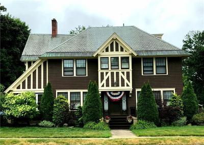 Herkimer, Ilion, Little Falls, Mohawk, Schuyler Single Family Home For Sale: 217 Church Street