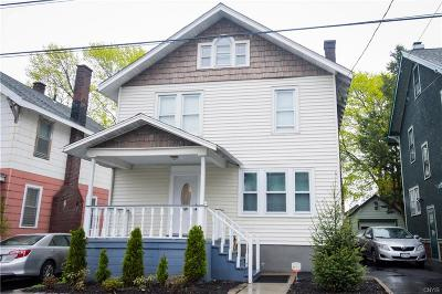 Utica Single Family Home U-Under Contract: 14 Rose Place