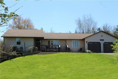 Single Family Home A-Active: 5855 Fowler Road