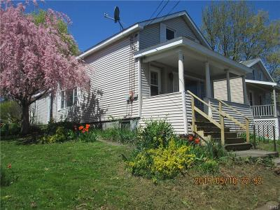 Oswego-City Single Family Home Active Under Contract: 132 E. 9th Street