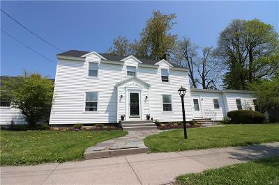 Watertown-city Single Family Home For Sale: 769 Ball Avenue