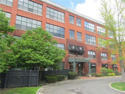 Syracuse Condo/Townhouse For Sale: 526 Plum Street #401