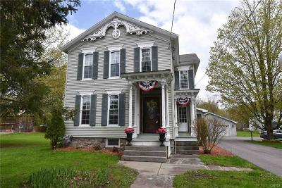 Marcy Single Family Home For Sale: 9111 Main St Ns
