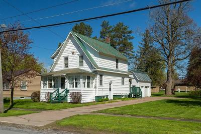 Lowville Single Family Home A-Active: 5577 Trinity Avenue