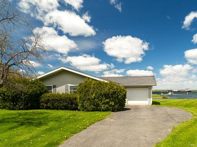 Jefferson County, Lewis County Single Family Home For Sale: 110 S Shore Drive