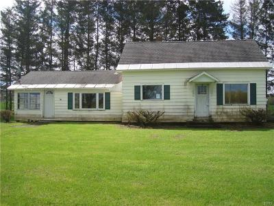 Remsen Single Family Home A-Active: 10314 Black Hollow Road