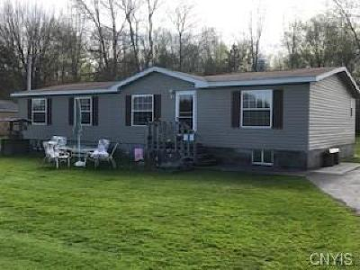 Hannibal Single Family Home For Sale: 727 State Route 34