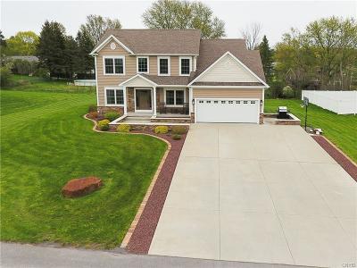 New Hartford Single Family Home A-Active: 109 Jewel Ridge Drive