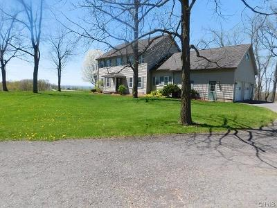 Single Family Home A-Active: 1385 Great Gully Road