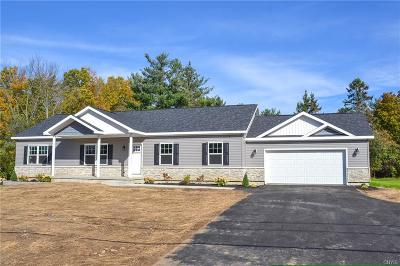 New Hartford Single Family Home A-Active: 2938 Graffenburg Road