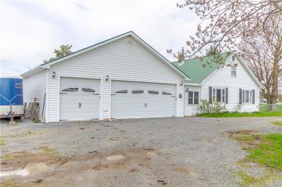 La Fargeville NY Single Family Home A-Active: $159,900