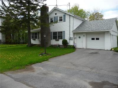 Adams Single Family Home A-Active: 8169 Nys Route 289