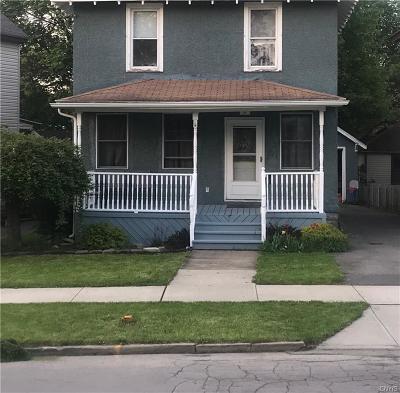 Utica Single Family Home For Sale: 9 Van Vorst Street