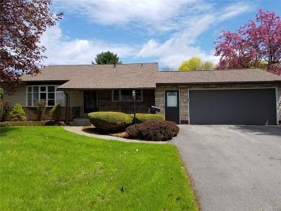 Utica Single Family Home Active Under Contract: 103 Deerfield Drive