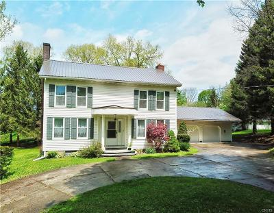 Waterville NY Single Family Home A-Active: $257,000