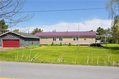 Brownville Single Family Home For Sale: 9055 Middle Road
