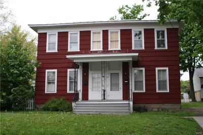 Multi Family 2-4 U-Under Contract: 190-192 East 8th Street