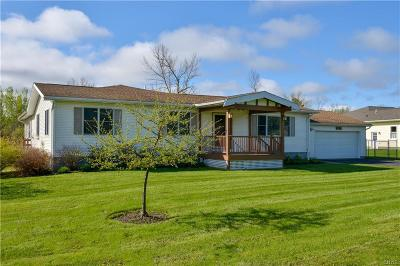 Jefferson County, Lewis County Single Family Home A-Active: 41396 Kehoe Tract Road