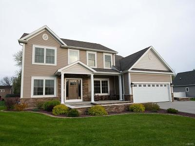 New Hartford Single Family Home A-Active: 109 Jewel Ridge Drive
