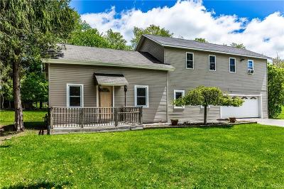 Single Family Home A-Active: 3964 Nelson Heights Road