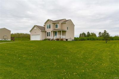 Jefferson County, Lewis County Single Family Home A-Active: 26280 Allen Drive