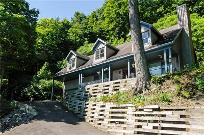 Single Family Home A-Active: 6890 North Glen Haven Rd