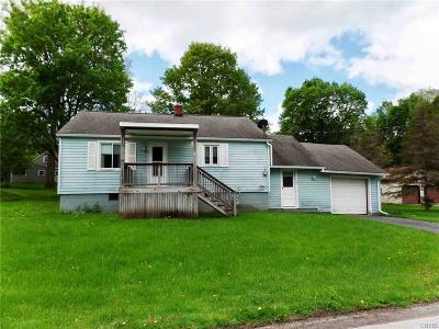 Single Family Home Active Under Contract: 52 Beatty Avenue