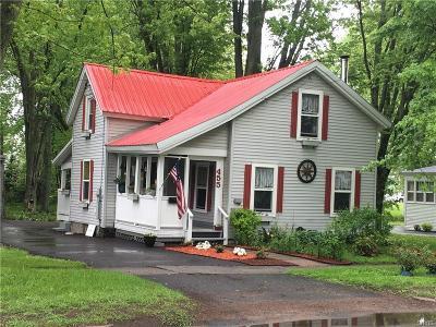 Jefferson County Single Family Home For Sale: 455 S Mechanic Street