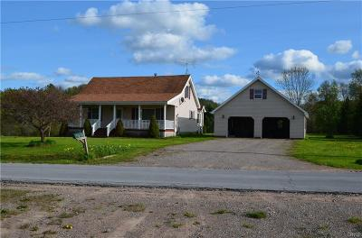Boonville Single Family Home U-Under Contract: 11503 Phillips Road