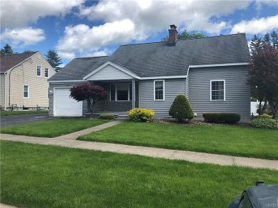 Utica Single Family Home A-Active: 1237 Greenview Drive