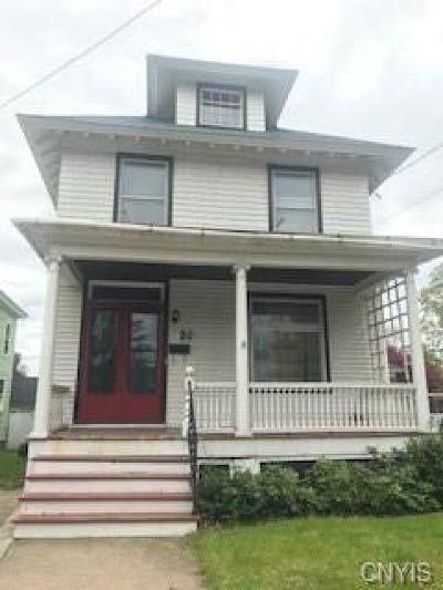 Single Family Home A-Active: 80 East Utica Street