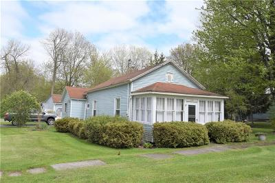 Cape Vincent Single Family Home Active Under Contract: 152 William Street