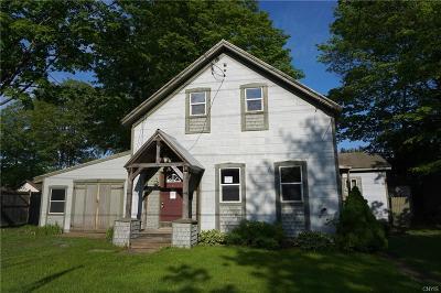 Camden Single Family Home For Sale: 47 Railroad Street