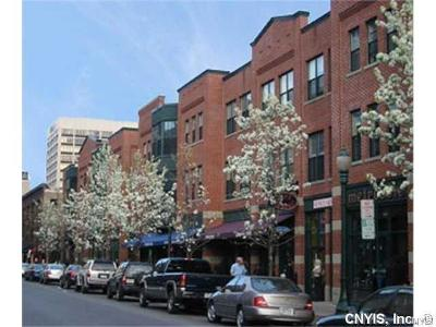Syracuse Single Family Home For Sale: 133 Walton Street #110