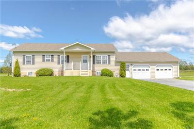 Theresa Single Family Home Active Under Contract: 36807 County Route 136