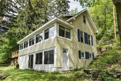 Single Family Home A-Active: 7490 Fair Haven Road