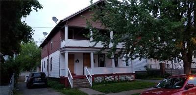 Utica Multi Family Home For Sale: 112-114 Barton Avenue