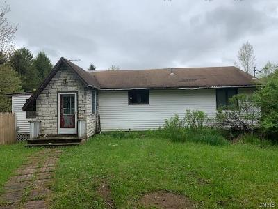 Camden Single Family Home Active Under Contract: 3046 Waldron Road