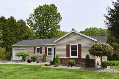 New Hartford Single Family Home Active Under Contract: 182 Valley View Road