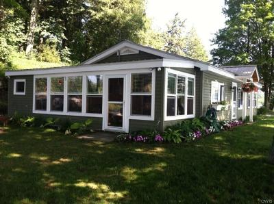Lewis County Single Family Home For Sale: 14402 Cottage Road