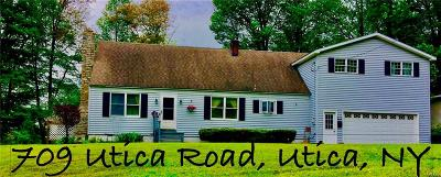 Single Family Home A-Active: 709 Utica Road