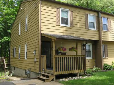 Oswego-City Condo/Townhouse For Sale: 21 Burden Drive