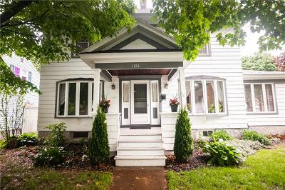 Watertown-City Single Family Home For Sale: 1151 Harrison Street
