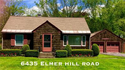 Single Family Home C-Continue Show: 6435 Elmer Hill Road